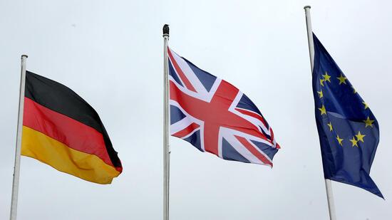 Studie: Brexit könnte Deutschland Milliarden kosten