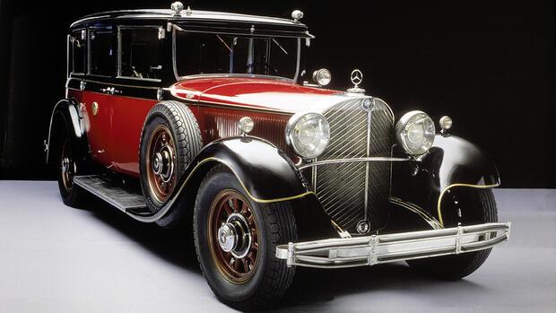Auto-Historie: Ur-Großväter der S-Klasse: Als Maybach und Mercedes noch Gegner waren
