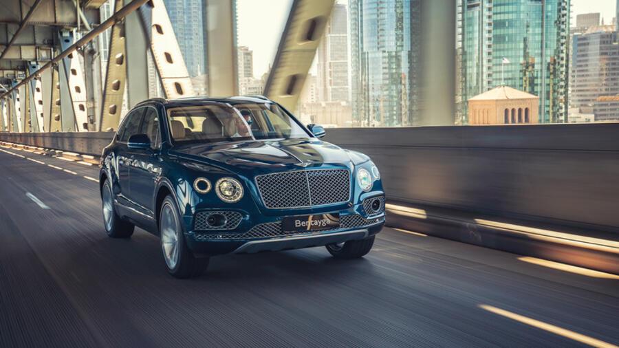 Das ist der billigste Bentley – und er fährt elektrisch