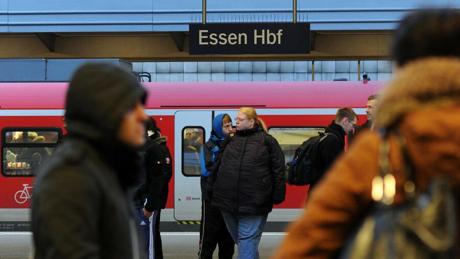 Essen und Bochum bis 2014 ohne ICE