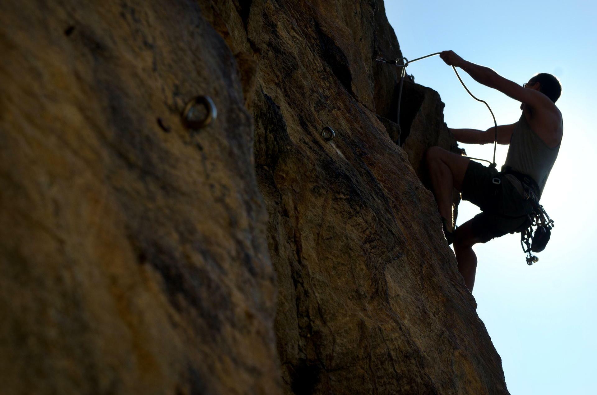 Kletterausrüstung Industrie : Nach tödlichem unfall: edelrid ruft kletterausrüstung zurück