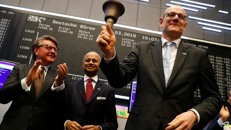 Siemens verkauft Healthineers-Aktien zu 28,00 Euro