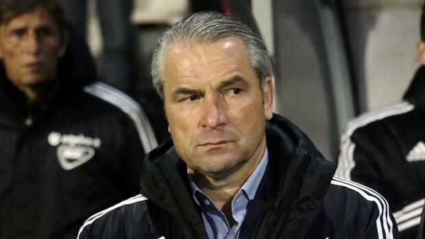 Fußball: Storck nicht mehr ungarischer Nationaltrainer