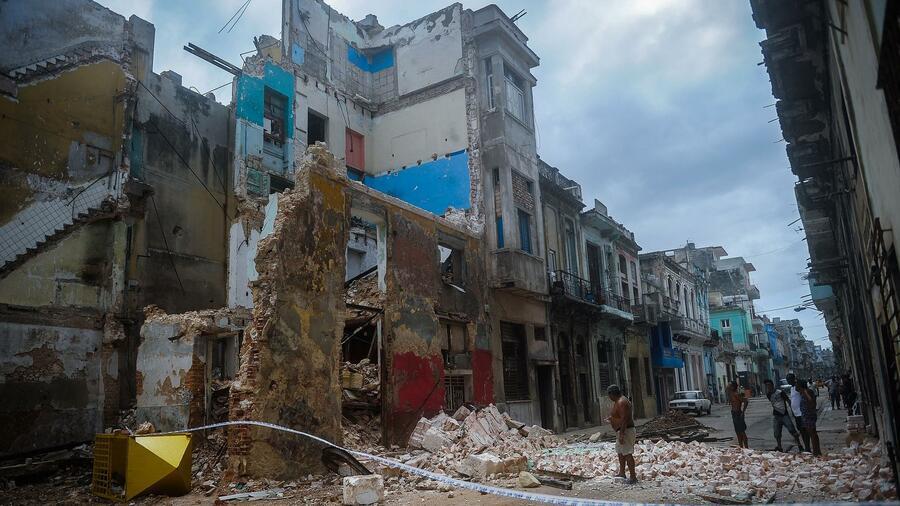 Hurrikan irma kuba getroffen for Cuba motors el paso