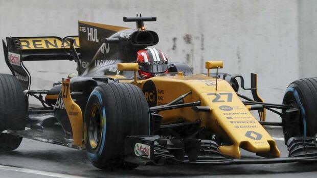 Motorsport: Hülkenberg wird beim Formel-1-Rennen in Austin strafversetzt