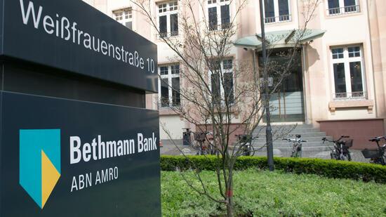 Massiver Stellenabbau bei der Bethmann Bank