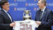 Fußball: DFB übergibt Bewerbung für EURO 2024