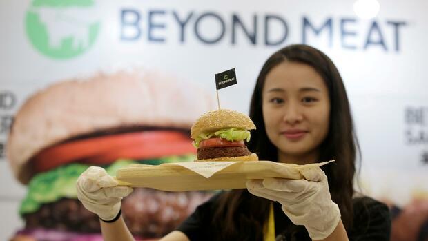Vegane Burger: Beyond Meat verbucht weiter starken Geschäftszuwachs