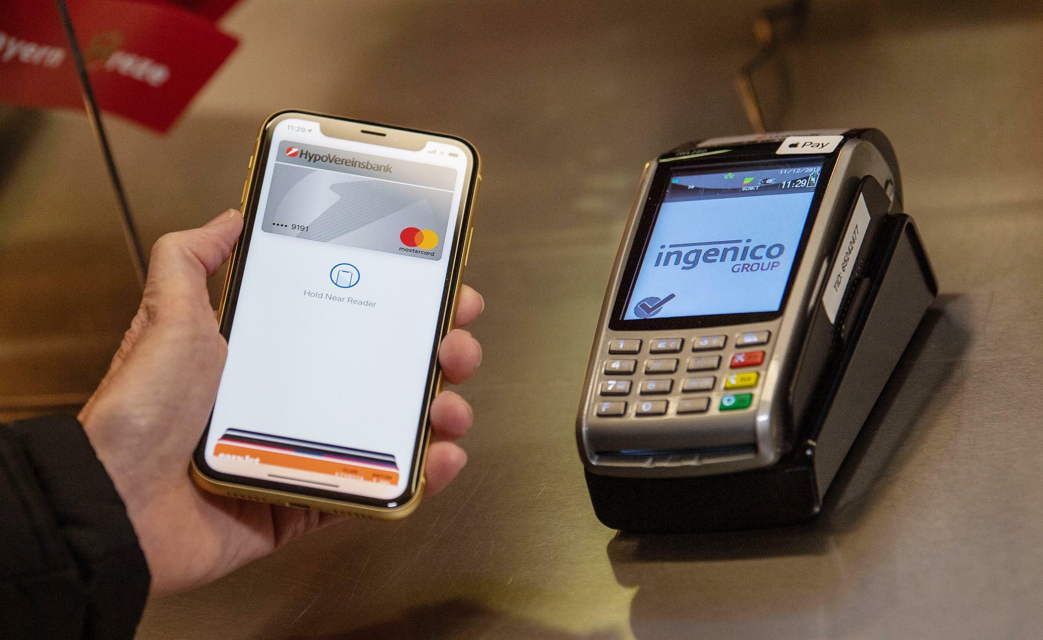 Sparkassen und Commerzbank: Kunden können jetzt Apple Pay nutzen