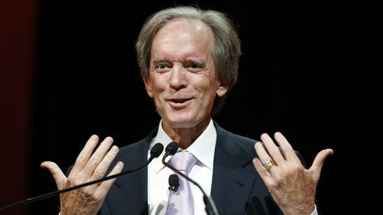 Bill Gross einigt sich mit Pimco