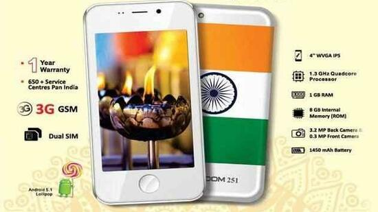 ringing bells in indien ein smartphone f r 3 28 euro. Black Bedroom Furniture Sets. Home Design Ideas