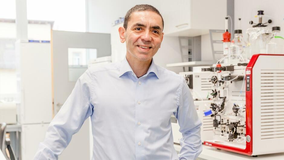 Ugur Sahin Navigiert Immun Pionier Biontech Richtung Wall Street