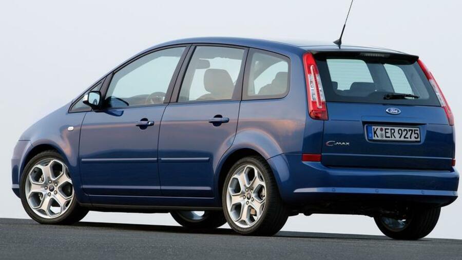 Gebrauchtauto Check Ford C Max Mit Den Jahren Gereifter Kompaktvan