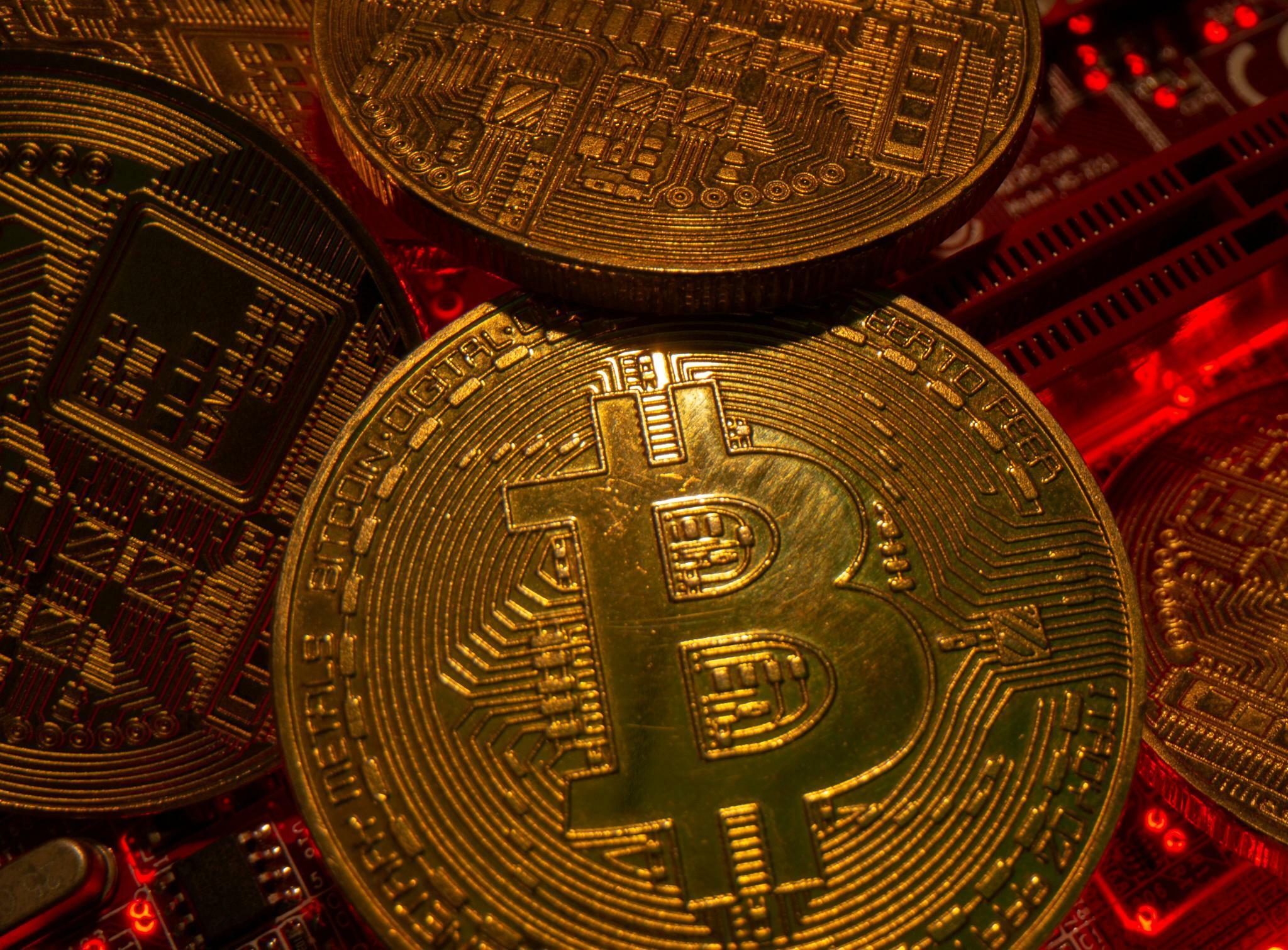 Was passiert mit Bitcoin-Absturz?