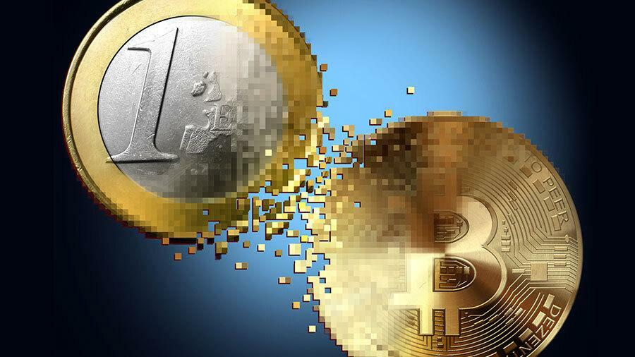 Bitcoins in Geld umwandeln