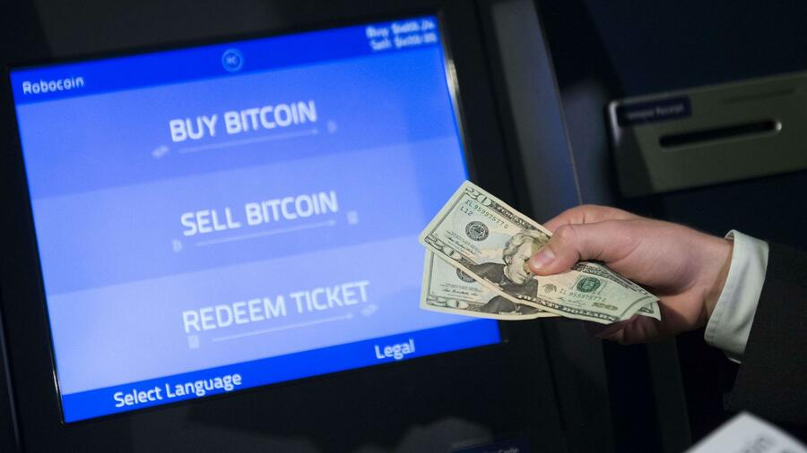 Bitcoin-Bargeld behaupten.