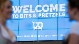 """Münchener Gründerkonferenz """"Bits & Pretzels"""": Wenn Start-ups erwachsen werden"""