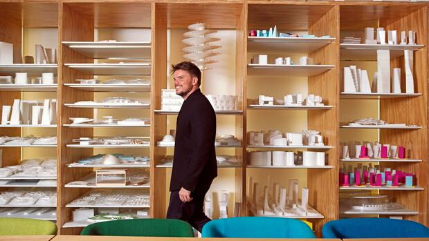 Bjarke Ingels: Der dänische Rockstar unter den Architekten