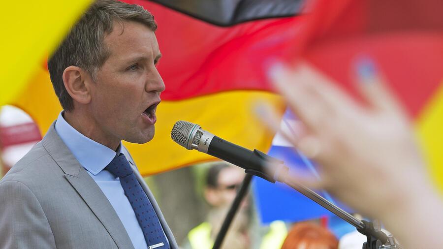 Björn Höcke wird nicht aus AfD ausgeschlossen