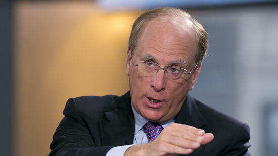 Blackrock-Chef Larry Fink: