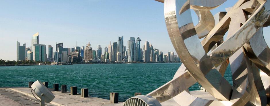 Einlenken in der Krise: Katar ändert Anti-Terror-Gesetze