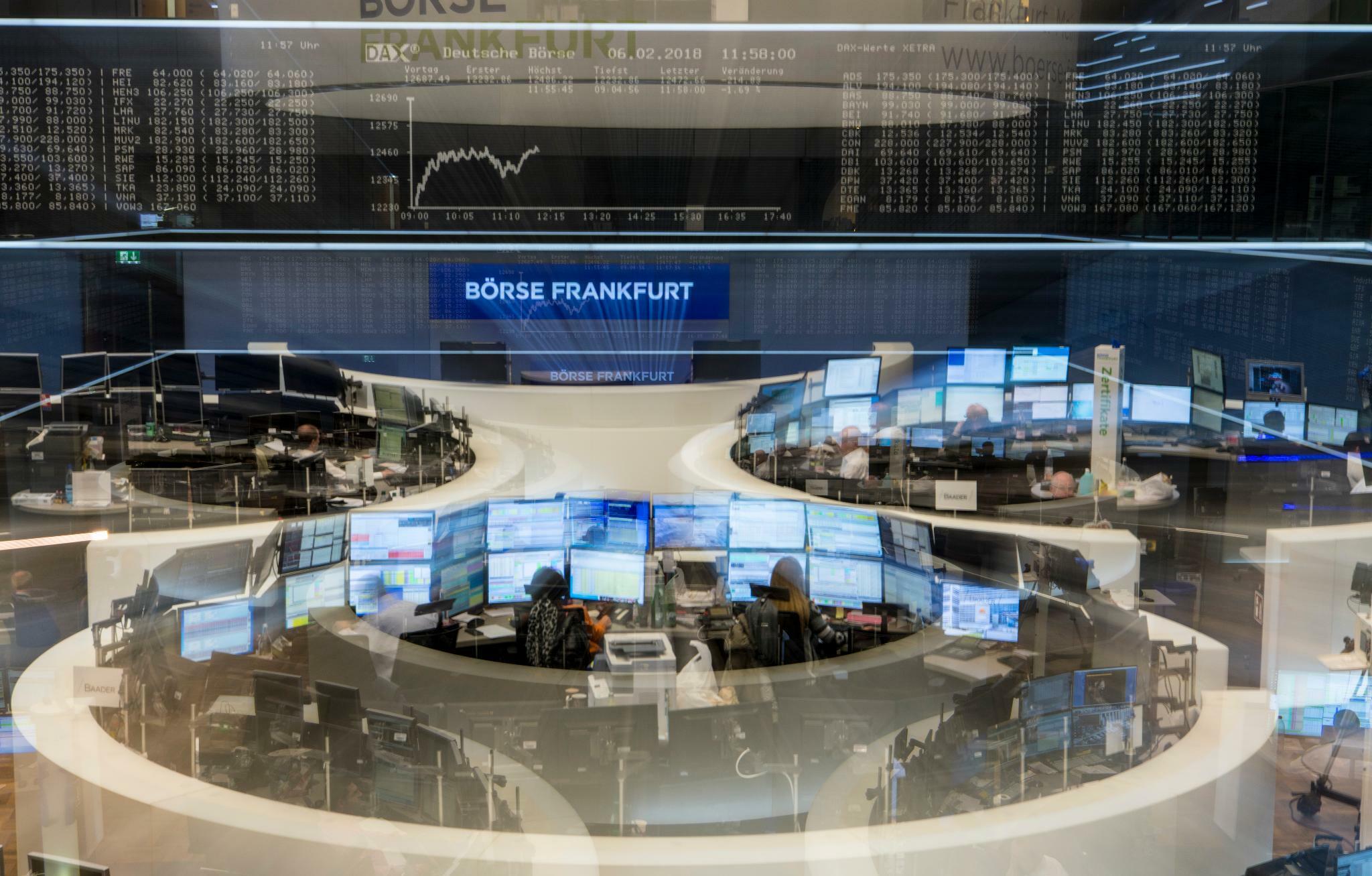 Dax startet im Plus – Thyssen-Krupp weiter gefragt