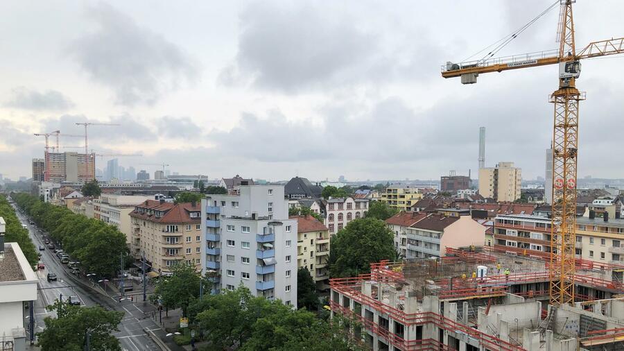 Bronx des Rhein-Main-Gebiets: Warum Offenbach nicht von Frankfurt profitiert