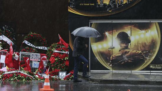 Istanbul: Attentäter soll womöglich Uigure sein