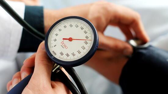 USA: Bluthochdruck jetzt schon bei 130/80