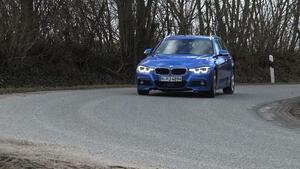 BMW 340i Touring: Familien-Laster im Sportler-Dress