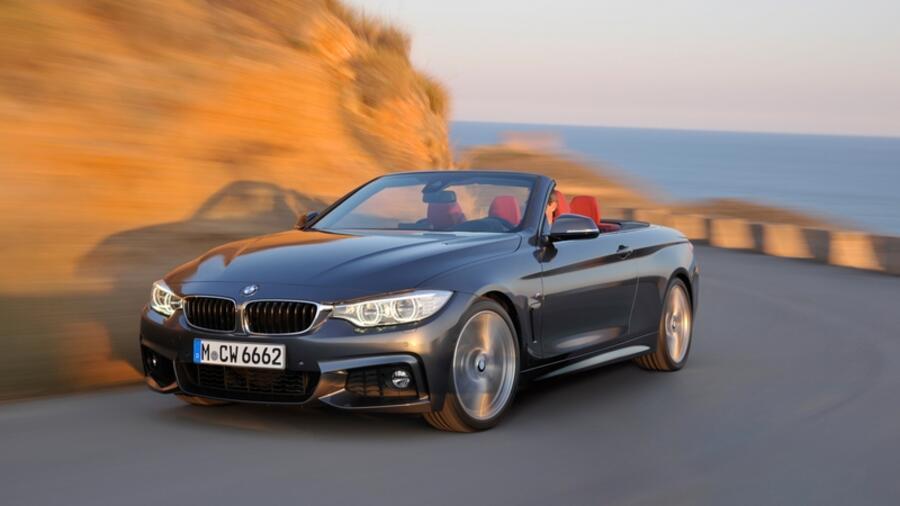 BMW 4er Cabrio: Teure Frischluft, die Nacken und Herz erwärmt
