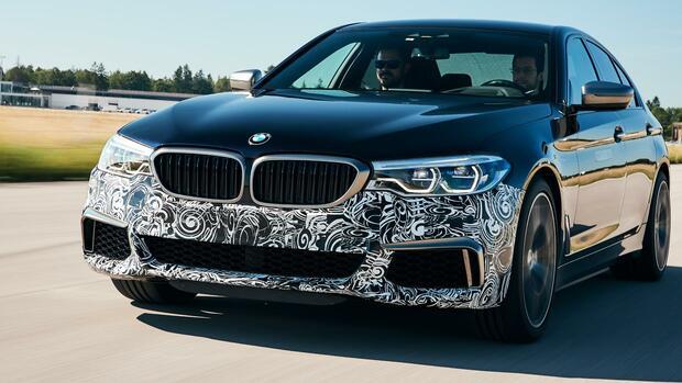 Autobauer: BMW kontert Tesla mit Elektro-Offensive