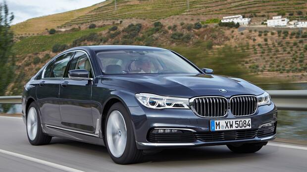 BMW muss Produktion mehrerer Modelle aussetzen