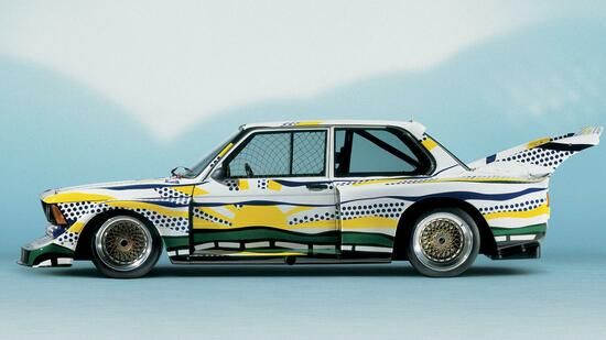 40 jahre bmw art cars wenn autos zu kunstwerken werden. Black Bedroom Furniture Sets. Home Design Ideas