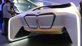 Augmented Reality: BMW tanzt Tango mit Google