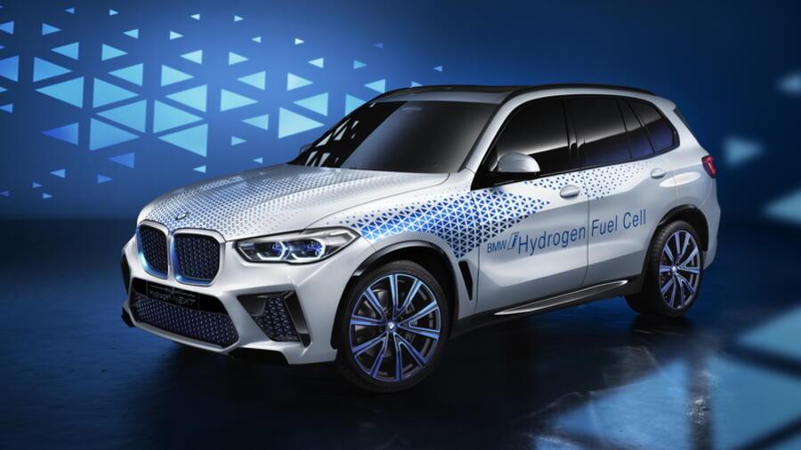 BMW iHydrogen Next - Der Brennstoffzellen-Dynamiker Quelle: BMW