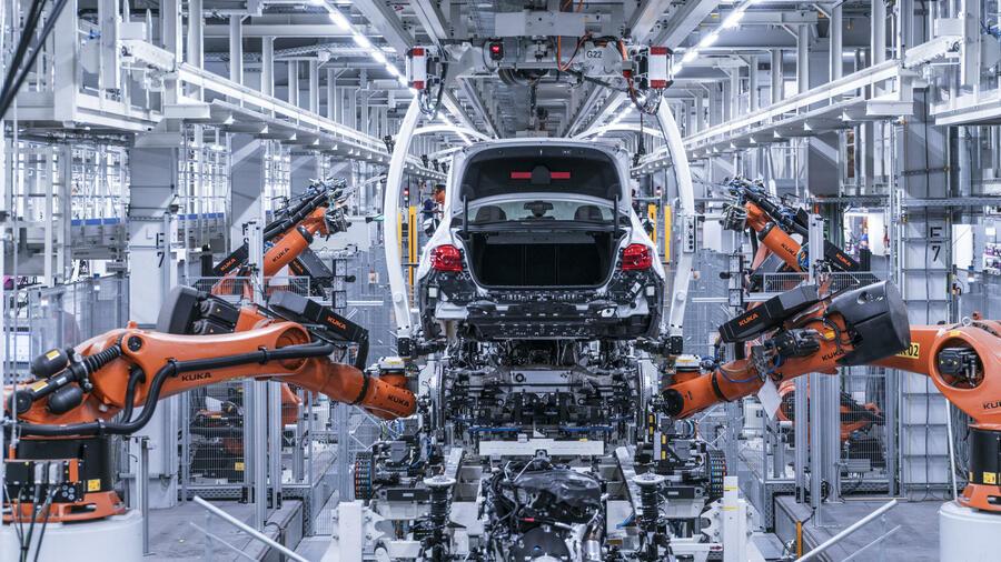 BMW fehlen Bosch-Teile: Autobauer an der Lieferkette
