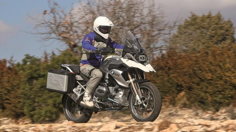 BMW R 1200 GS Quelle: BMW