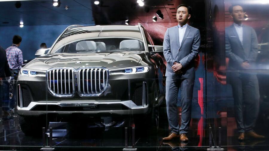 Finger weg von BMW – diese lustigen Spitznamen haben deutsche Automarken in China