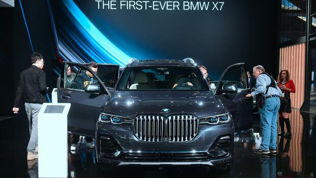 BMW fährt Rekordabsatz ein – Daimler bleibt Branchenprimus