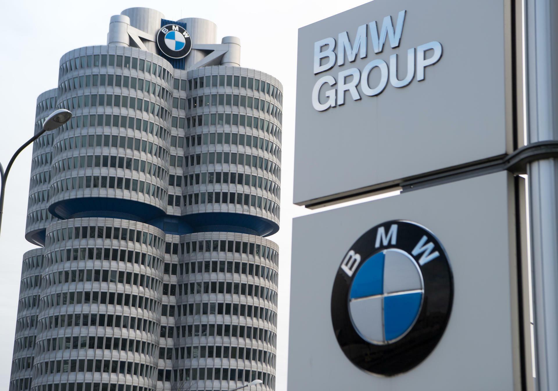 Verdächtiger 3er Diesel Bmw Kämpft Um Saubermann Image