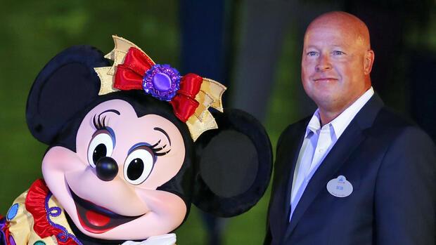 Unterhaltungskonzern: Plötzlicher Chefwechsel bei Disney – Bob Chapek löst Bob Iger ab