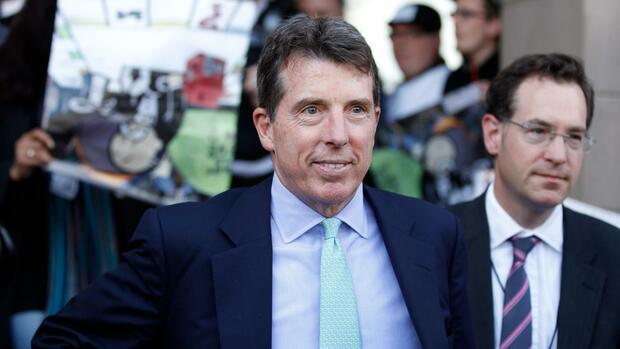 Warum Topbanker Bob Diamond in Italien investiert