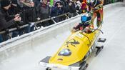 Bob: Doppel-Erfolg: Schneider gewinnt Bob-Weltcup vor Jamanka