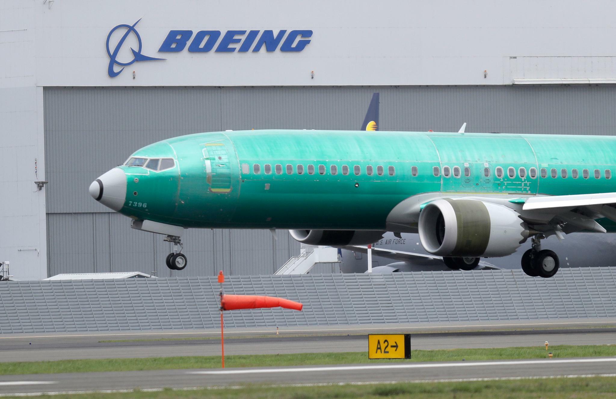 Defekte Teile in 737-Jets: Boeing soll Millionenstrafe zahlen