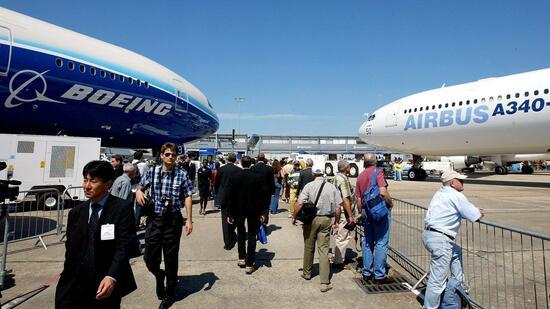 Airbus erhält Großauftrag von General-Electric-Tochter
