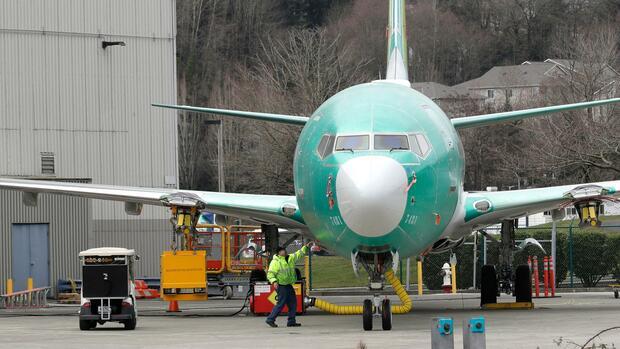 Boeing setzt Auslieferungen von 737-Max-Maschinen aus