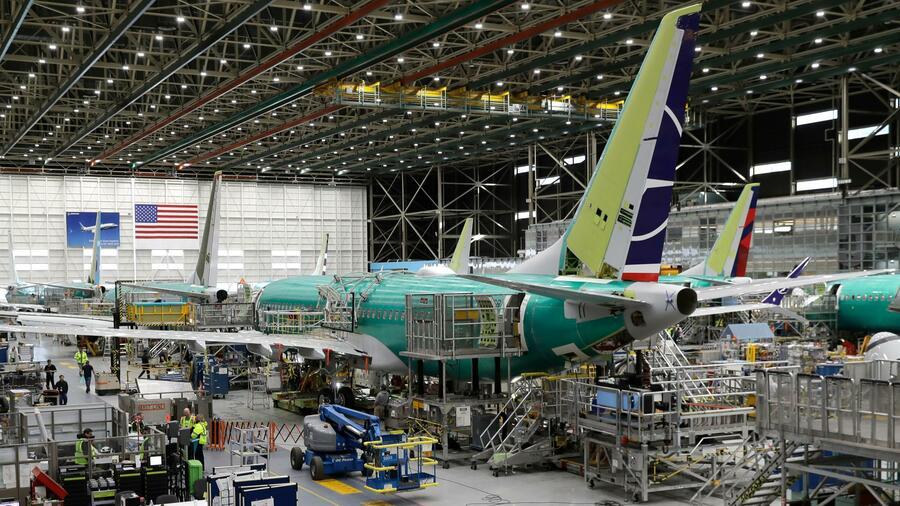 Boeing-Gewinn fällt um 21 Prozent – Prognose für 2019 gestrichen