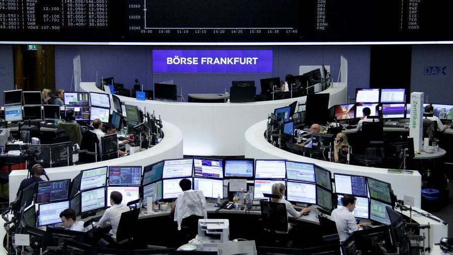 Aktuelle Aktien-Kurs Quelle: Reuters