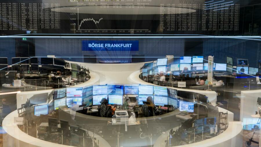 Dax startet nach Technikpanne im Plus - Healthineer-IPO im Fokus
